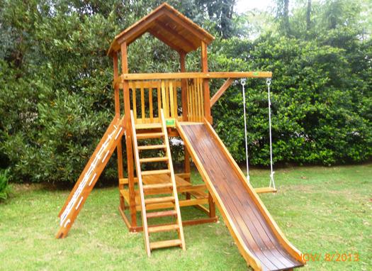 Armont maderas   juegos infantiles en madera, trepadoras